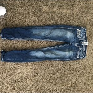 Size 24 Double Stitched True Religions